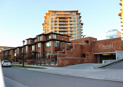 Emerald Towers – Richmond BC