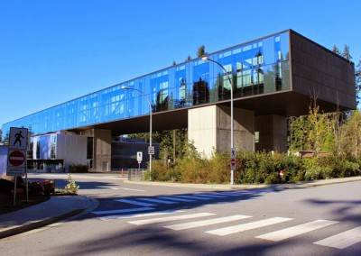 Capilano Film Centre – Capilano University N. Vancouver BC