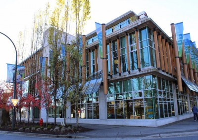 Lynn Valley Library and Town Centre – North Vancouver