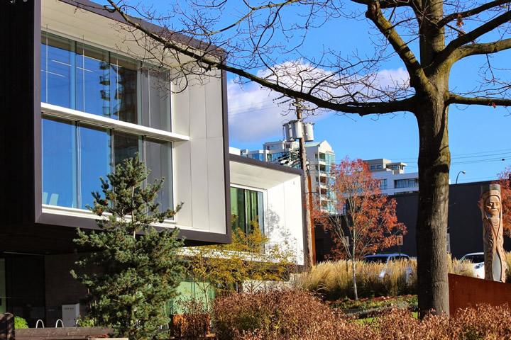 North Vancouver City hall – North Vancouver BC