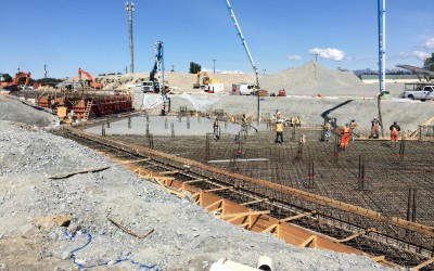 2015-05-07 Basement Raft slab being poured