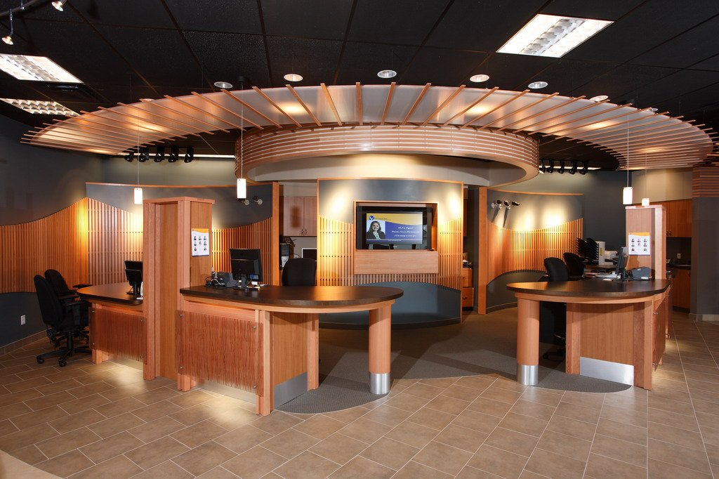 Vantage One Credit Union >> Vantage One Credit Union Forma Construction